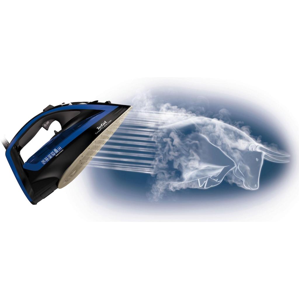 Tefal Dampfbügeleisen »FV5648 Turbo Pro Anti-Calc«, 2600 W, selbstreinigende AUTOCLEAN-Durilium-Bügelsohle