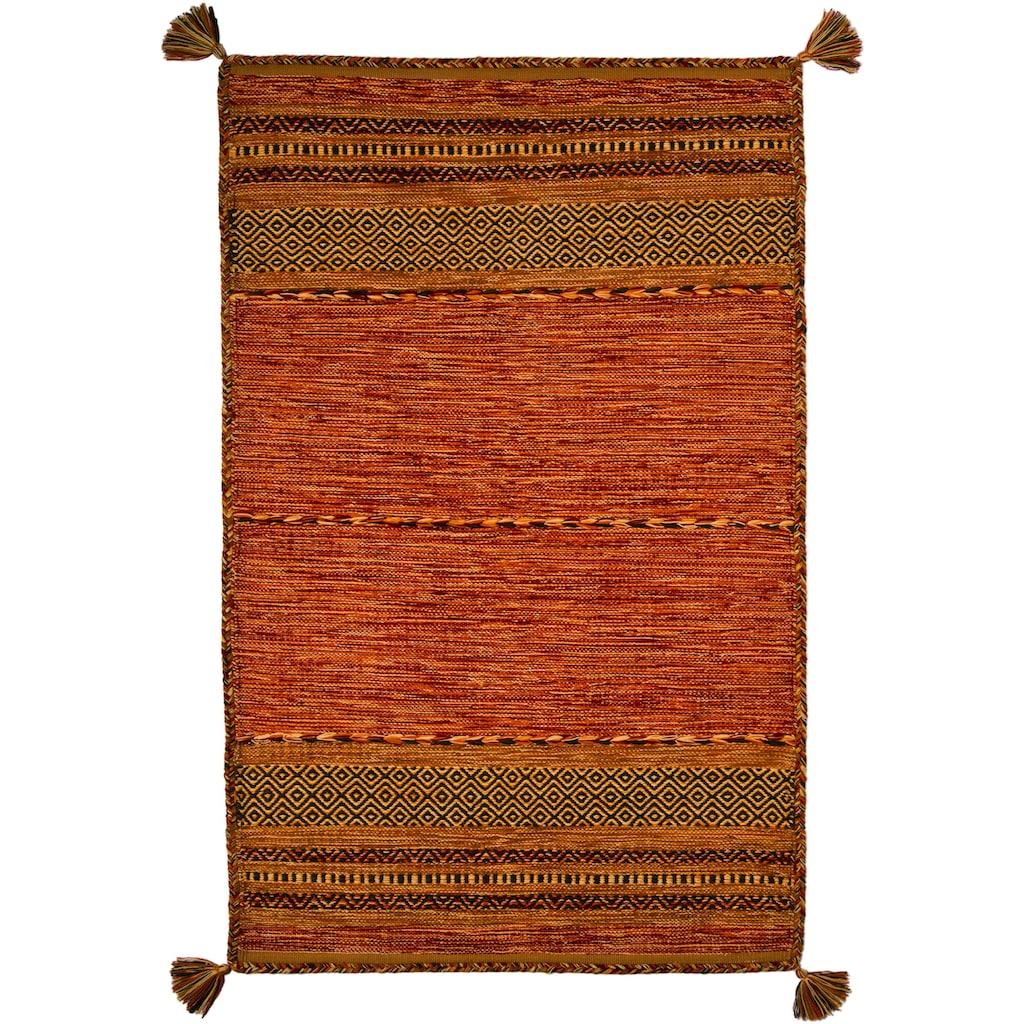 Home affaire Teppich »Temptation«, rechteckig, 5 mm Höhe, Wohnzimmer