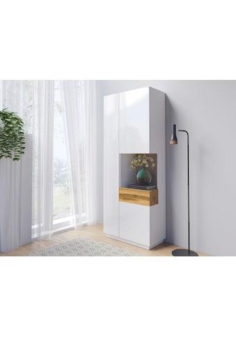 TRENDMANUFAKTUR Vitrine »SILKE«, Höhe 207 cm kaufen