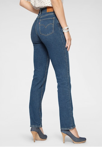 Levi's® Straight - Jeans »724 High Rise Straigth« kaufen