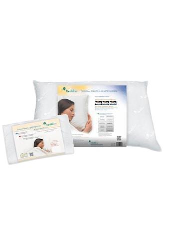 Mediflow Wasserkissen »Mediflow Kombipack - Original Wasserkissen+ Luxus Schonbezug 5231«, Bezug: 100% Baumwolle, (2 St.) kaufen