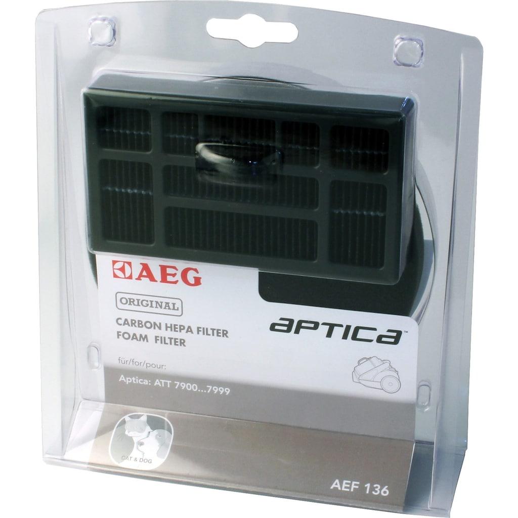 AEG HEPA-Filter »AEF 136«