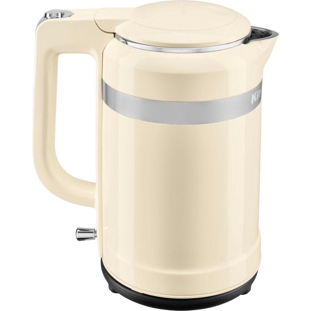 KitchenAid Wasserkocher »5KEK1565EAC«, 1,5 l, 2400 W