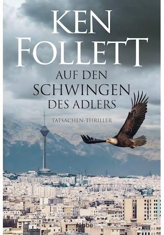 Buch »Auf den Schwingen des Adlers / Ken Follett« kaufen