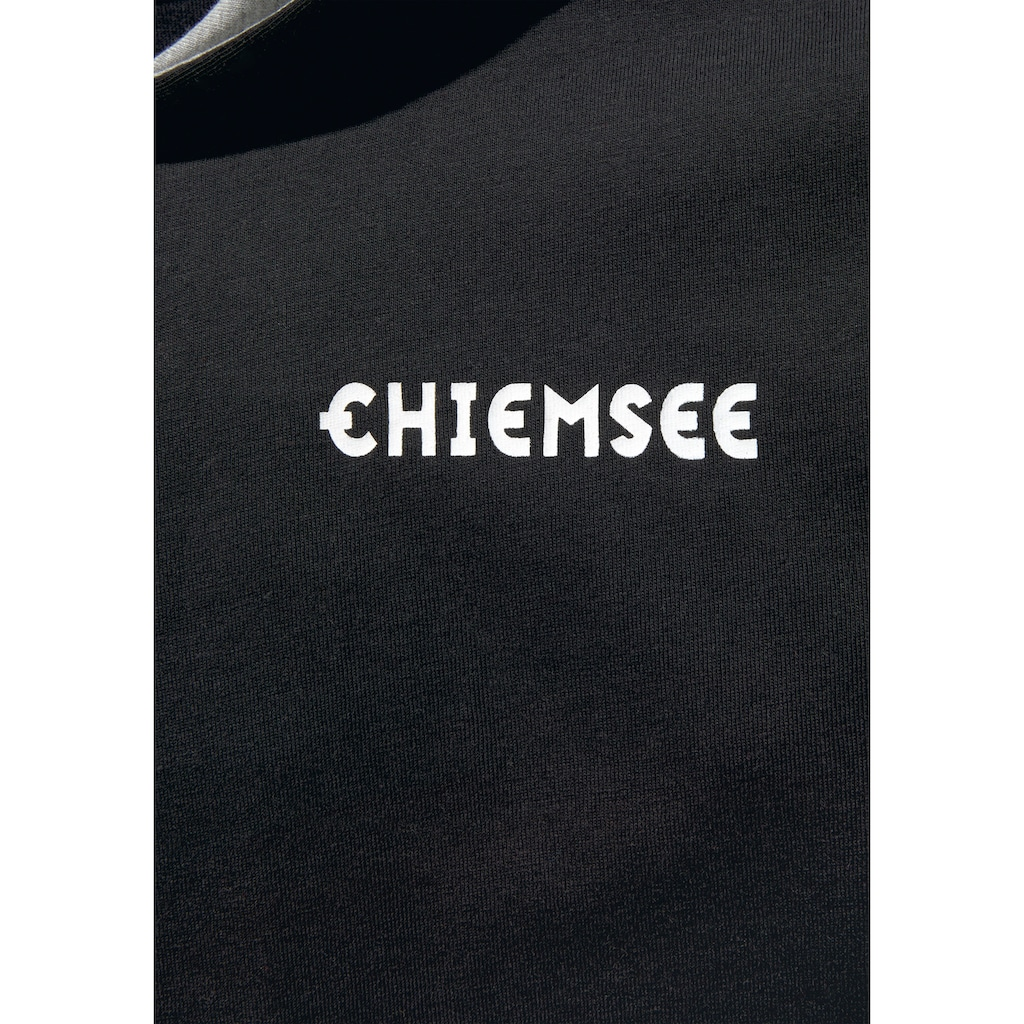 Chiemsee Kapuzenshirt »mit Kapuzendruck«