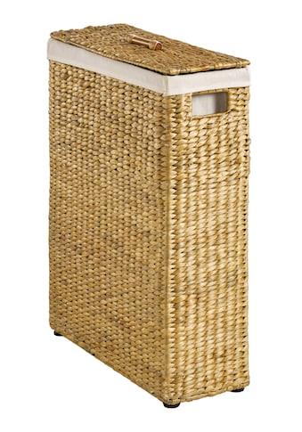 Wäschekorb Rattan WH mit Deckel kaufen