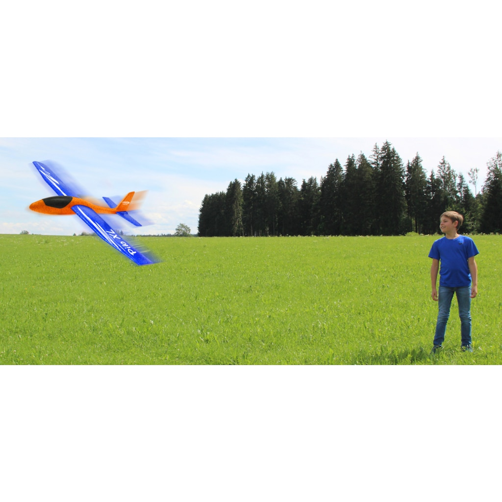 Jamara Spielzeug-Segelflieger »Pilo XL Schaumwurfgleiter EPP«