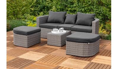 MERXX Loungebett »Madeira« kaufen