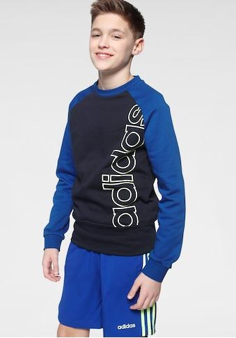 adidas Performance Sweatshirt »YOUTH BOYS LOGO CREW« kaufen