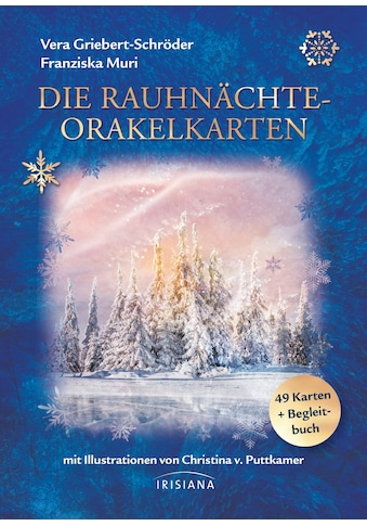 Buch »Die Rauhnächte-Orakelkarten / Vera Griebert-Schröder, Franziska Muri« kaufen