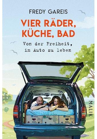 Buch »Vier Räder, Küche, Bad / Fredy Gareis« kaufen