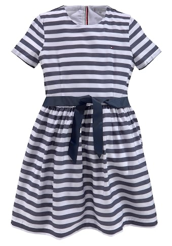 TOMMY HILFIGER Sommerkleid »NAUTICAL STRIPE DRESS« kaufen