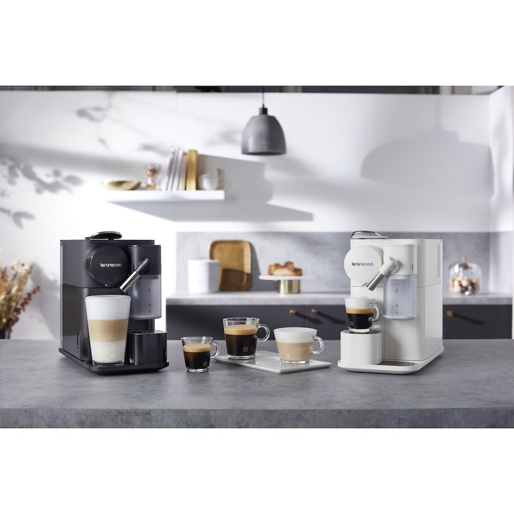 Nespresso Kapselmaschine »Lattissima One EN510.W«, weiß