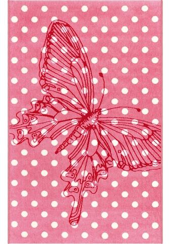 Arte Espina Kinderteppich »Sun 4182«, rechteckig, 15 mm Höhe, Besonders weich durch... kaufen
