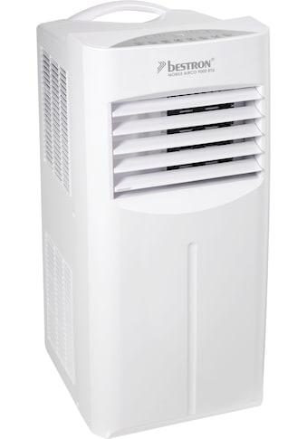 bestron Klimagerät »mobiles Gerät«, Kühlleistung 2,6 kW mit umweltfreundlichem... kaufen