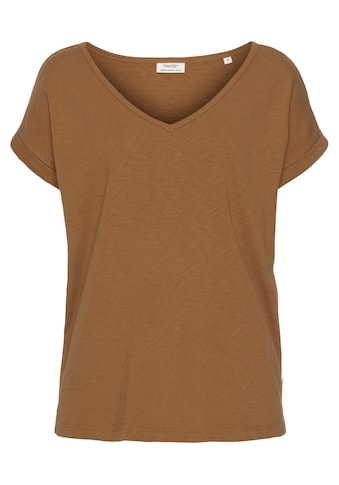 Marc O'Polo DENIM T-Shirt, mit V-Ausschnitt kaufen