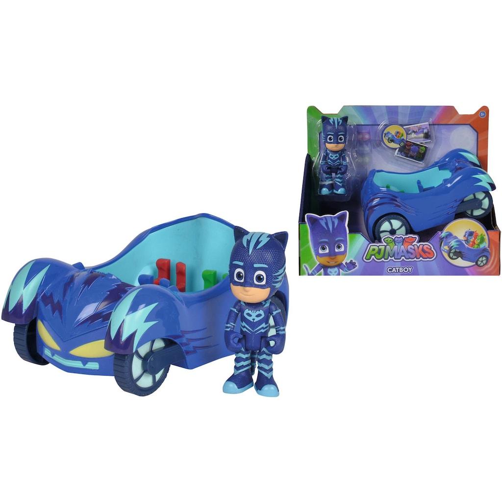 SIMBA Spielzeug-Auto »PJ Masks, Catboy mit Katzenflitzer«