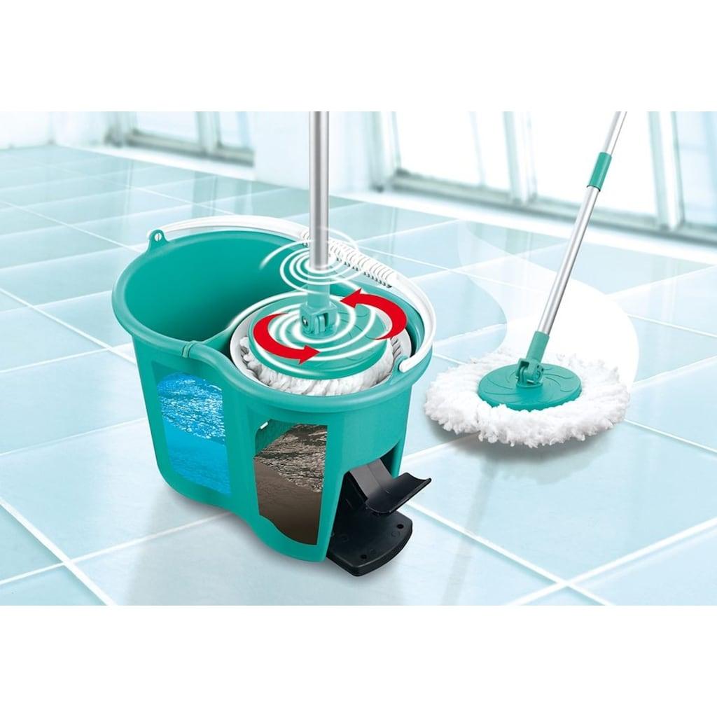CLEANmaxx Bodenwischer-Set »Basis-Set«, Wischmop