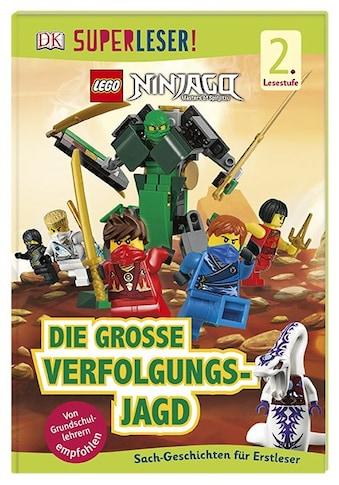 Buch »SUPERLESER! LEGO® NINJAGO® Die große Verfolgungsjagd / DIVERSE« kaufen