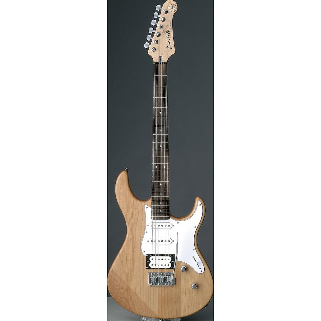 Yamaha E-Gitarre »PA112VYNSRL, Yellow Natural Satin«