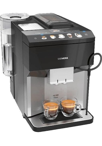 SIEMENS Kaffeevollautomat EQ.500 classic TP507DX4, 1,7l Tank, Scheibenmahlwerk kaufen