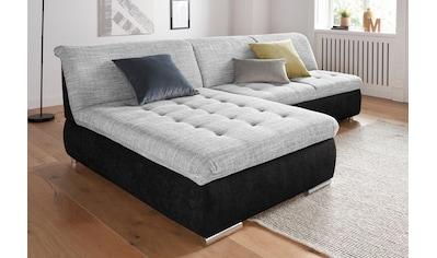 DOMO collection Ecksofa »Baxter«, wahlweise mit Bettfunktion und Bettkasten kaufen