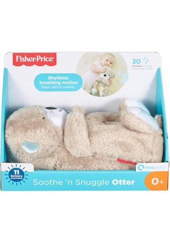 Fisher-Price® Plüschfigur »Schlummer-Otter«, Einschlafhilfe, mit sanftem Licht kaufen