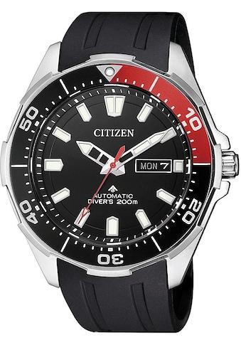 Citizen Taucheruhr »Promaster Marine Automatic Diver, NY0076 - 10EE« kaufen