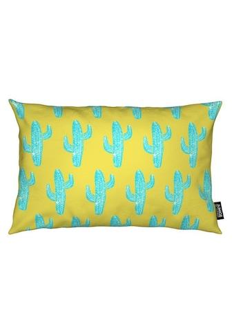 Dekokissen, »Cacti Desert Blue«, Juniqe kaufen
