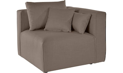 Guido Maria Kretschmer Home&Living Sofa - Eckelement »Marble« kaufen
