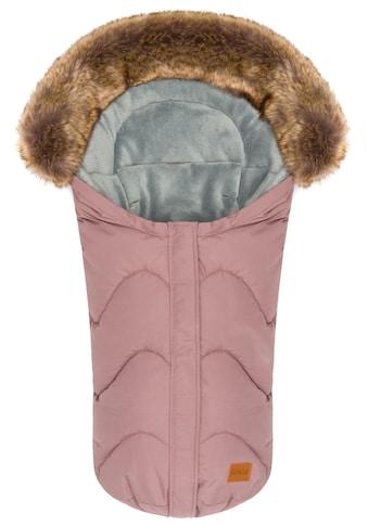 Fillikid Fußsack »Lhotse Winterfußsack, altrosa« kaufen