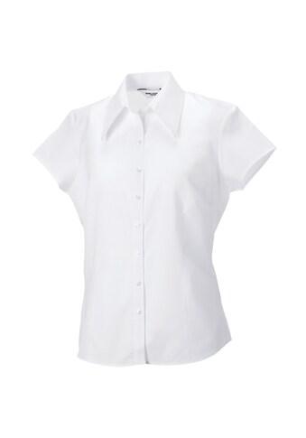 Russell Kurzarmbluse »Collection Damen Bluse Kurzarm´, tailliert« kaufen