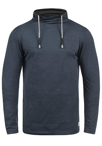 Blend Langarmshirt »Pallo«, Longsleeve mit Tube-Kragen kaufen