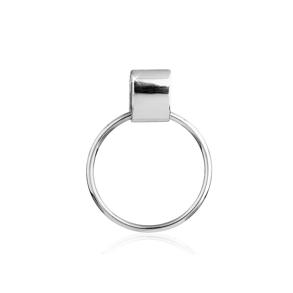 Nenalina Charm-Einhänger »Charmträger Kombinierbar Anhänger Basic 925 Silber«