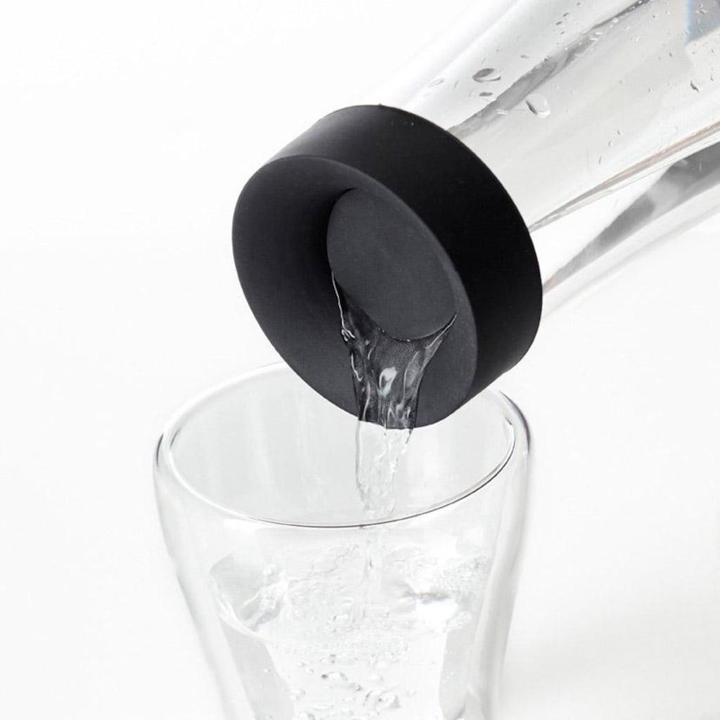 LEONARDO Wasserkaraffe »Primo«, doppelwandig, 1 Liter