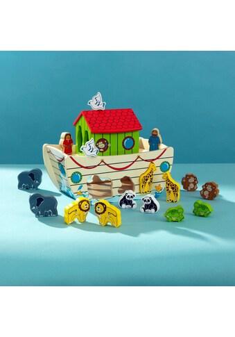 KidKraft® Steckspielzeug »Sortier-Arche Noah« kaufen