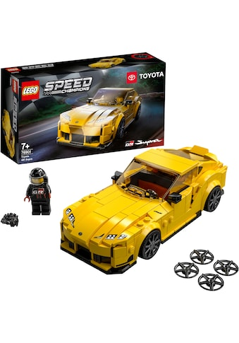 LEGO® Konstruktionsspielsteine »Toyota GR Supra (76901), LEGO® Speed Champions«, (299... kaufen