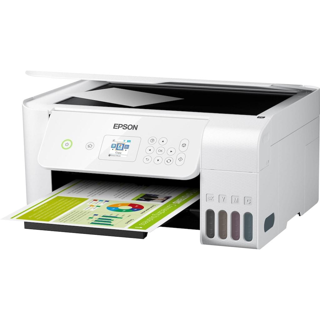Epson Tintenstrahldrucker »EcoTank ET-2726«