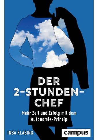 Buch »Der 2-Stunden-Chef / Insa Klasing« kaufen