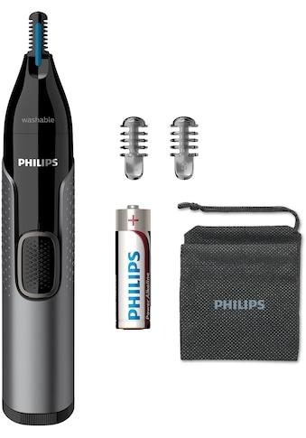 Philips Nasen -  und Ohrhaartrimmer NT3650/16, Aufsätze: 2 Stk. kaufen
