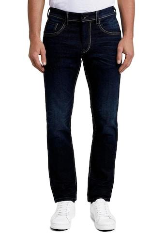 TOM TAILOR Straight-Jeans »Marvin«, 5-Pocket-Jeans kaufen