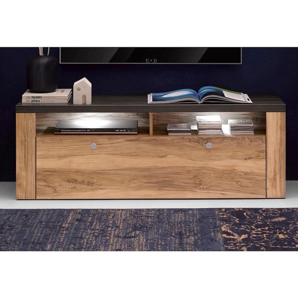 TRENDMANUFAKTUR Lowboard »Larona«, Breite 140 cm
