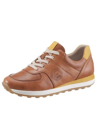 Remonte Sneaker, mit Kontrastbesatz kaufen