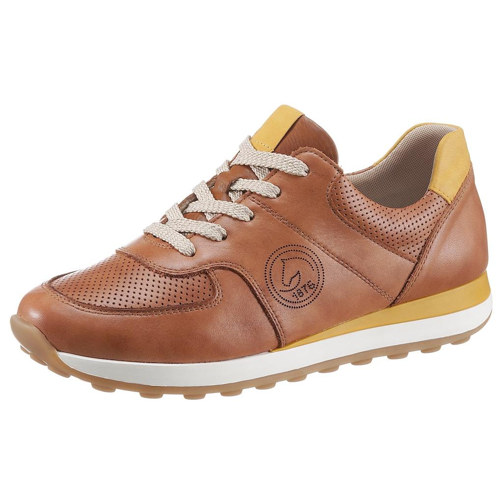 Remonte Sneaker, mit Kontrastbesatz