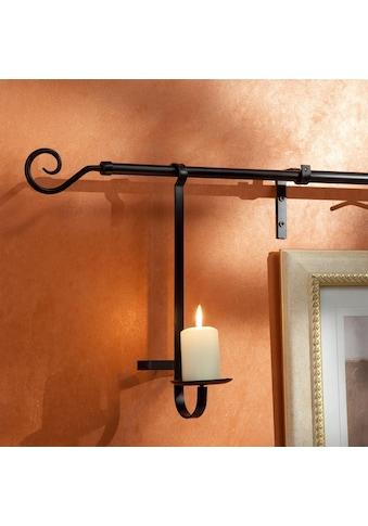 Liedeco Kerzenhalter, für Gardinenstangen Ø 16 mm kaufen