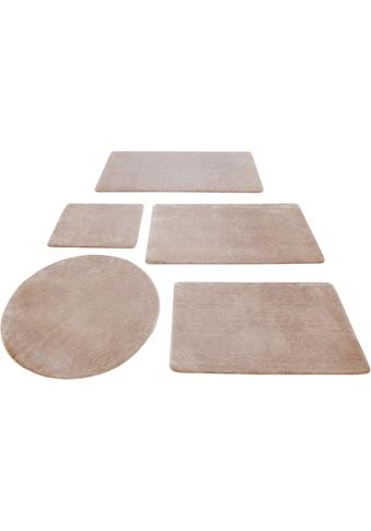 Wecon home Basics Badematte »Joris«, Höhe 20 mm, rutschhemmend beschichtet kaufen