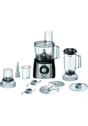 BOSCH Küchenmaschine MCM3PM386 MultiTalent 3 Plus, 900 Watt, Schüssel 2,3 Liter kaufen