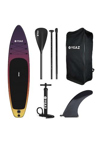 YEAZ Inflatable SUP-Board »SUNSET BEACH - AQUATREK -«, (5 tlg.), inkl. Alu-Paddel,... kaufen