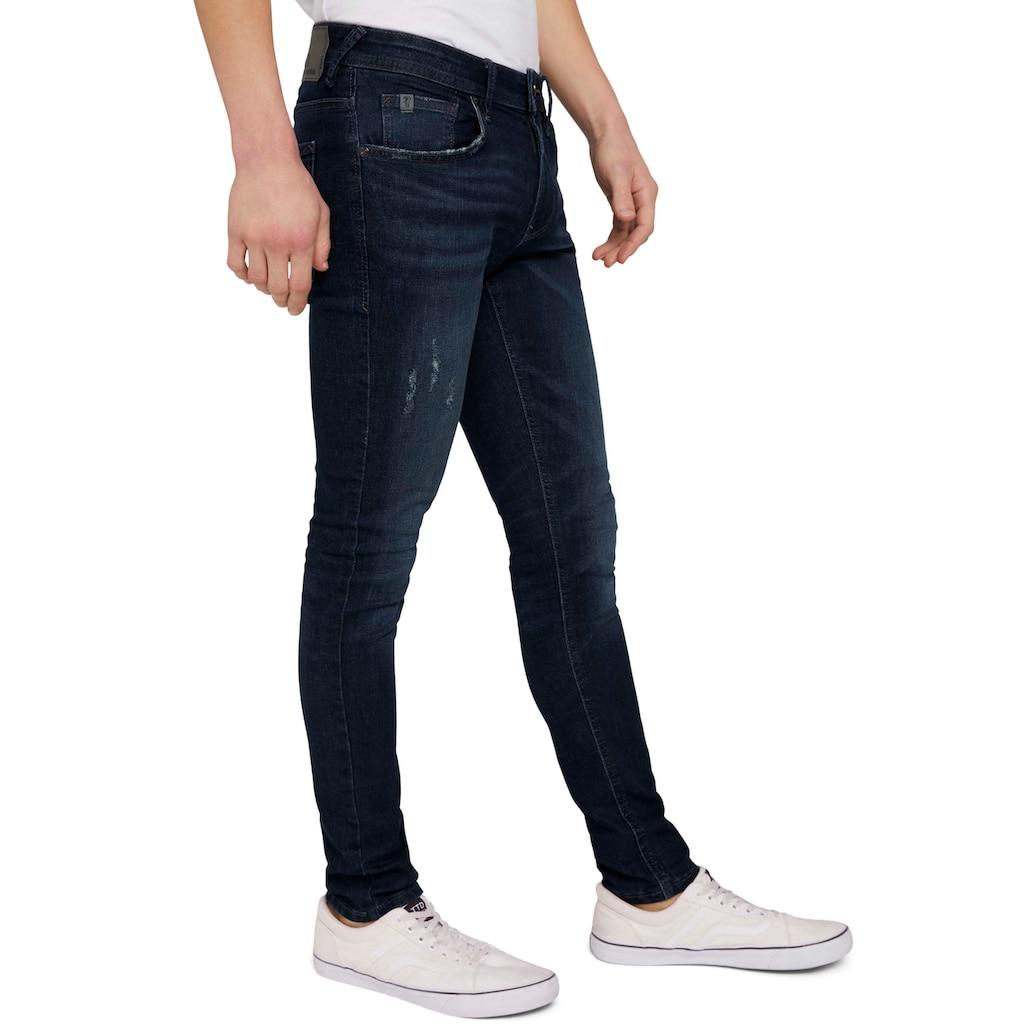 TOM TAILOR Denim Skinny-fit-Jeans »CULVER«