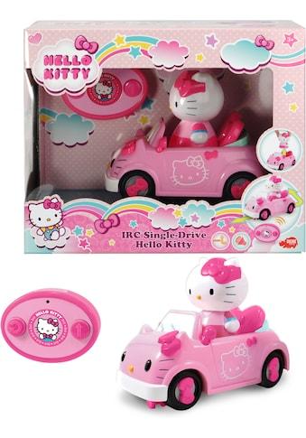 "Dickie Toys Spielzeug - Auto ""Hello Kitty IRC Single - Drive"" kaufen"